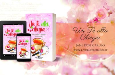 Anemonebook - Cover Reveal un tè alla ciliegia