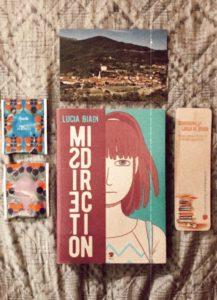 Misdirection - Anemonebook