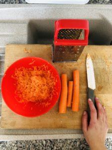 Anemonebook - torta di carote