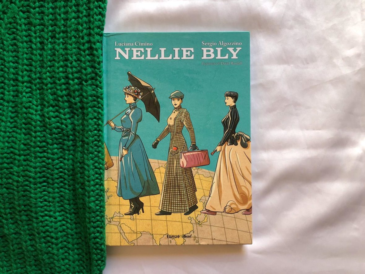 Anemonebook - Nellie Bly