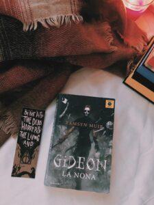 Gideon la Nona - Anemonebook